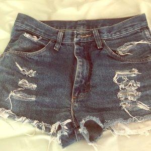 Rustler Jean Shorts